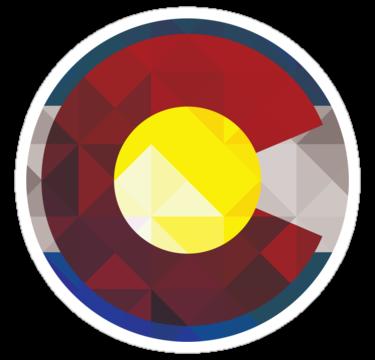 Colorado Flag C By Jake Martin Colorado Flag Colorado Flag