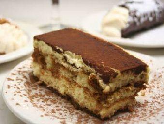 Annamarias Classic Tiramisu Cake Recipe RECIPES BAKING