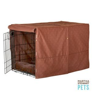 Martha Stewart Pets 2 Door Dog Crate With Cover Crates Petsmart Martha Stewart Pets Dog Crate Cover Dog Crate