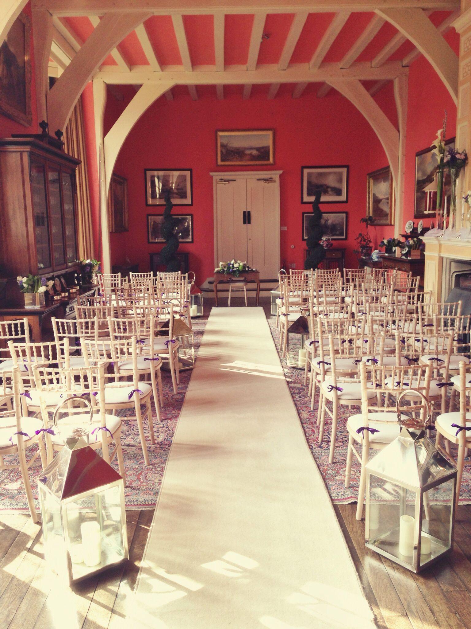 Belle Isle Castle Ceremony Northern Ireland Wedding Venues