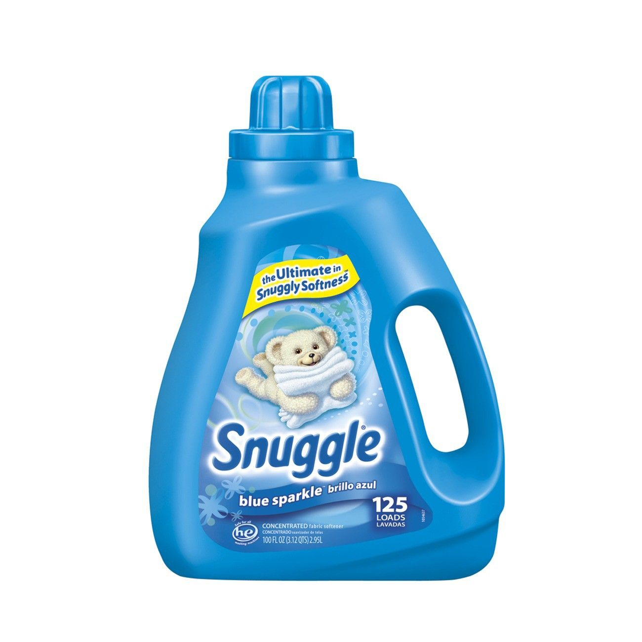 Snuggle Blue Sparkle Fabric Softener Wish They Made A Perfume