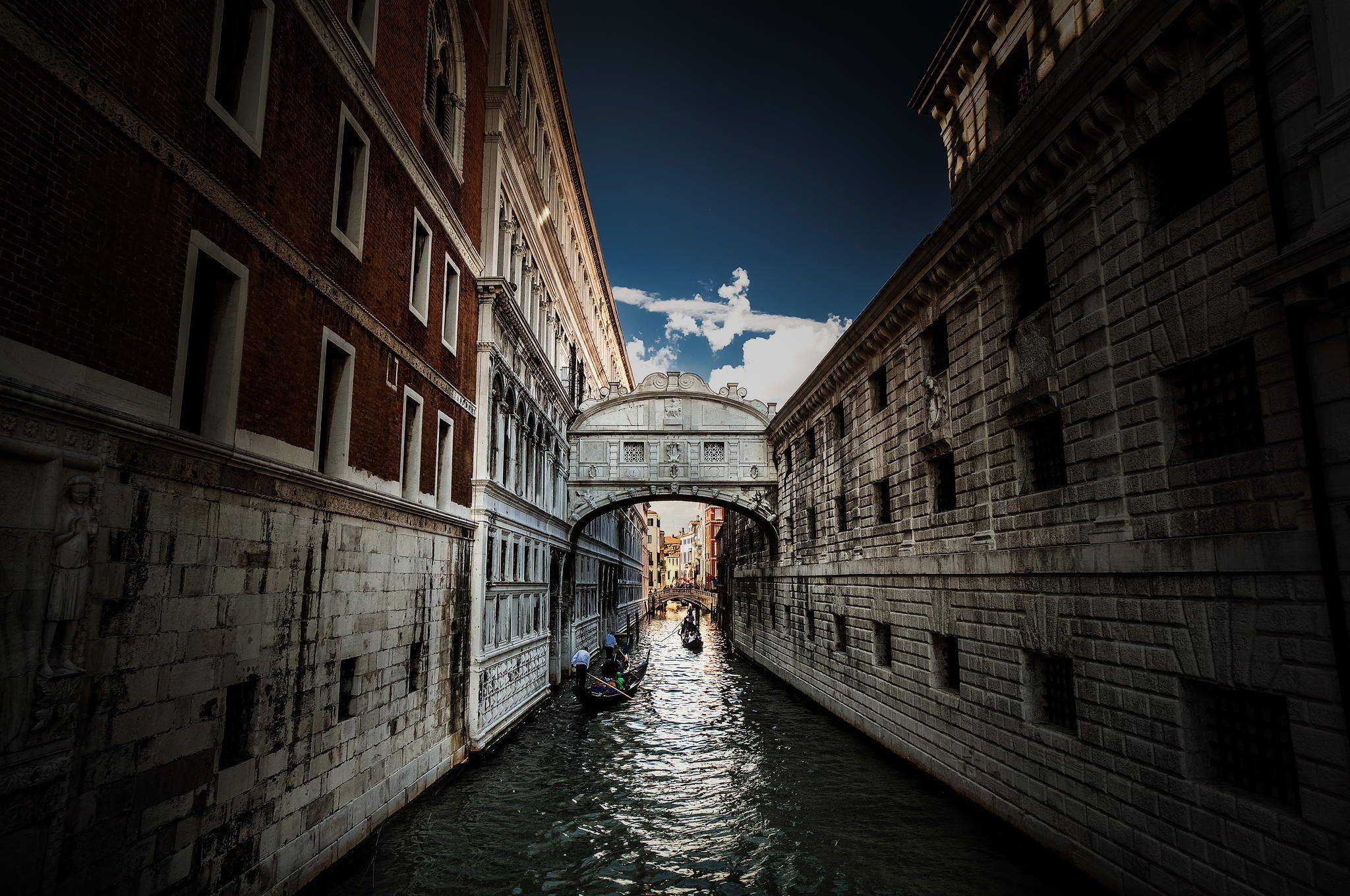 Puente De Los Suspiros Venecia Puente De Los Suspiros Venecia Puentes