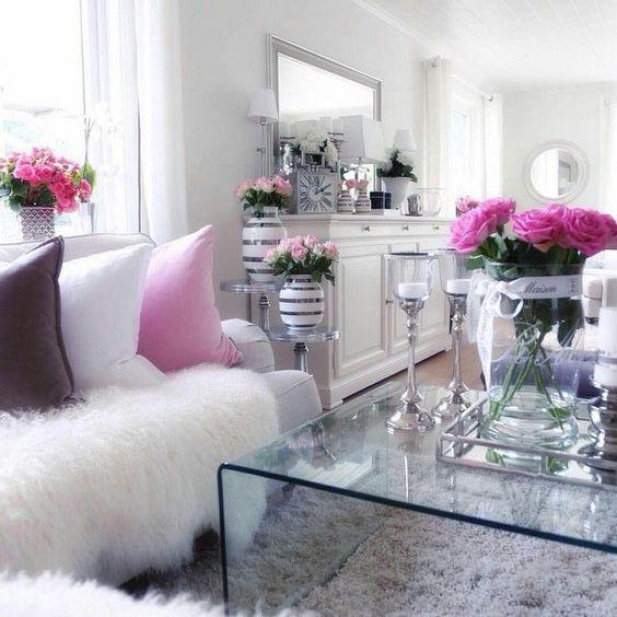 ♡ ᒪOᑌIᔕE ♡ Décoration intérieure Pinterest Living rooms