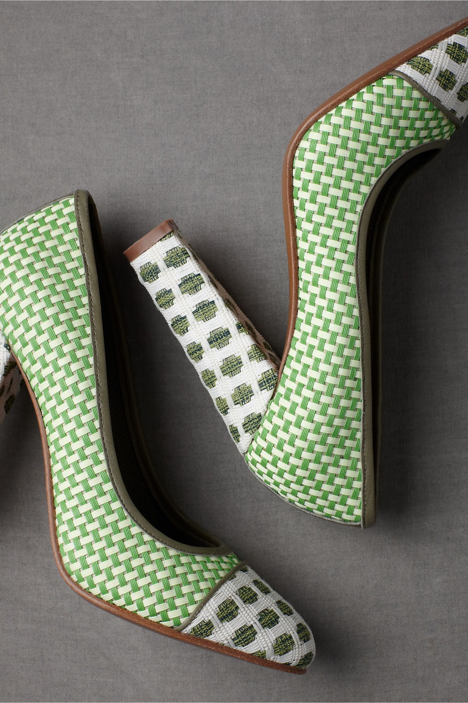 Topiary Pumps from BHLDN