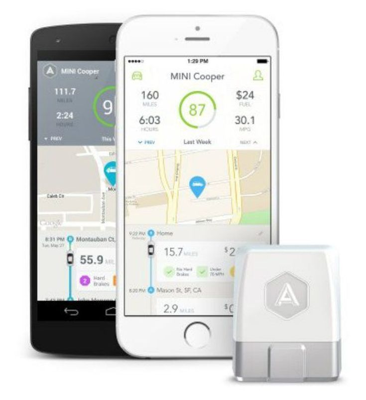 The 8 Best Car GPS Trackers of 2020 | Car gadgets, Cool ...