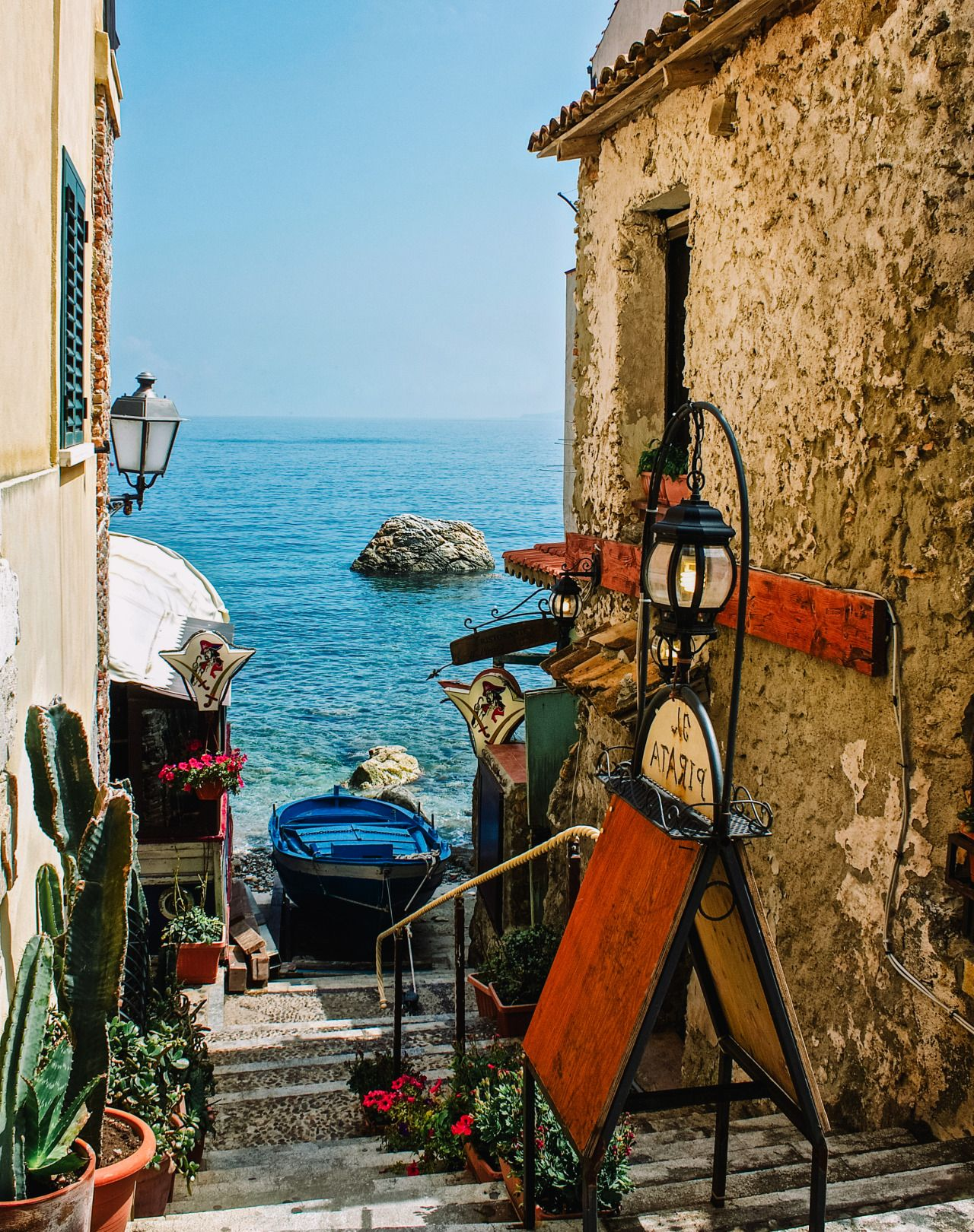 mostlyitaly Chianalea Calabria Italy A Passport Affair