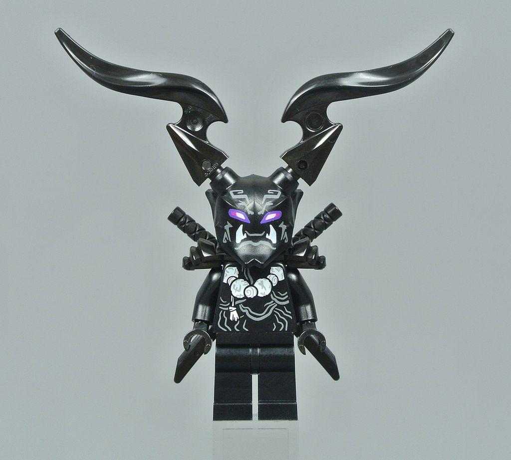 LEGO Ninjago 853866 Oni Battle Pack review   Lego ninjago ...