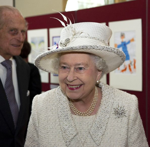 Prince Philip Photos Photos: Queen Elizabeth II Visits Wales - Day One #visitwales