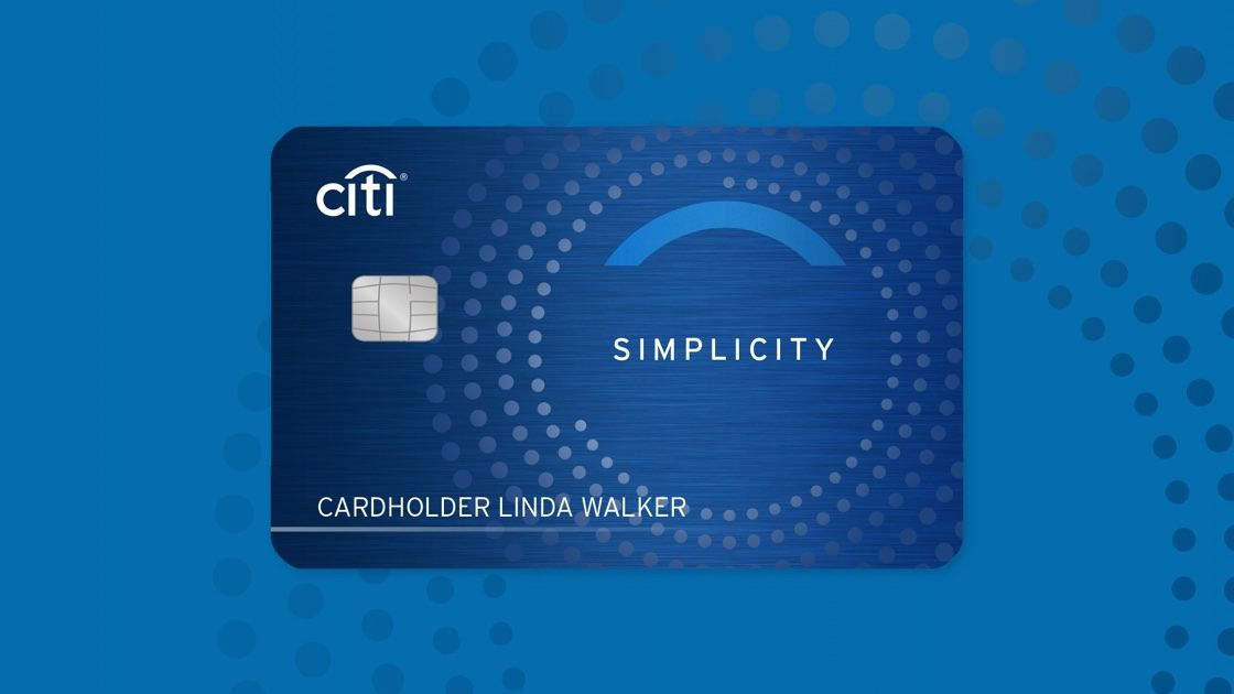 Apply for the citi simplicity card personal loans