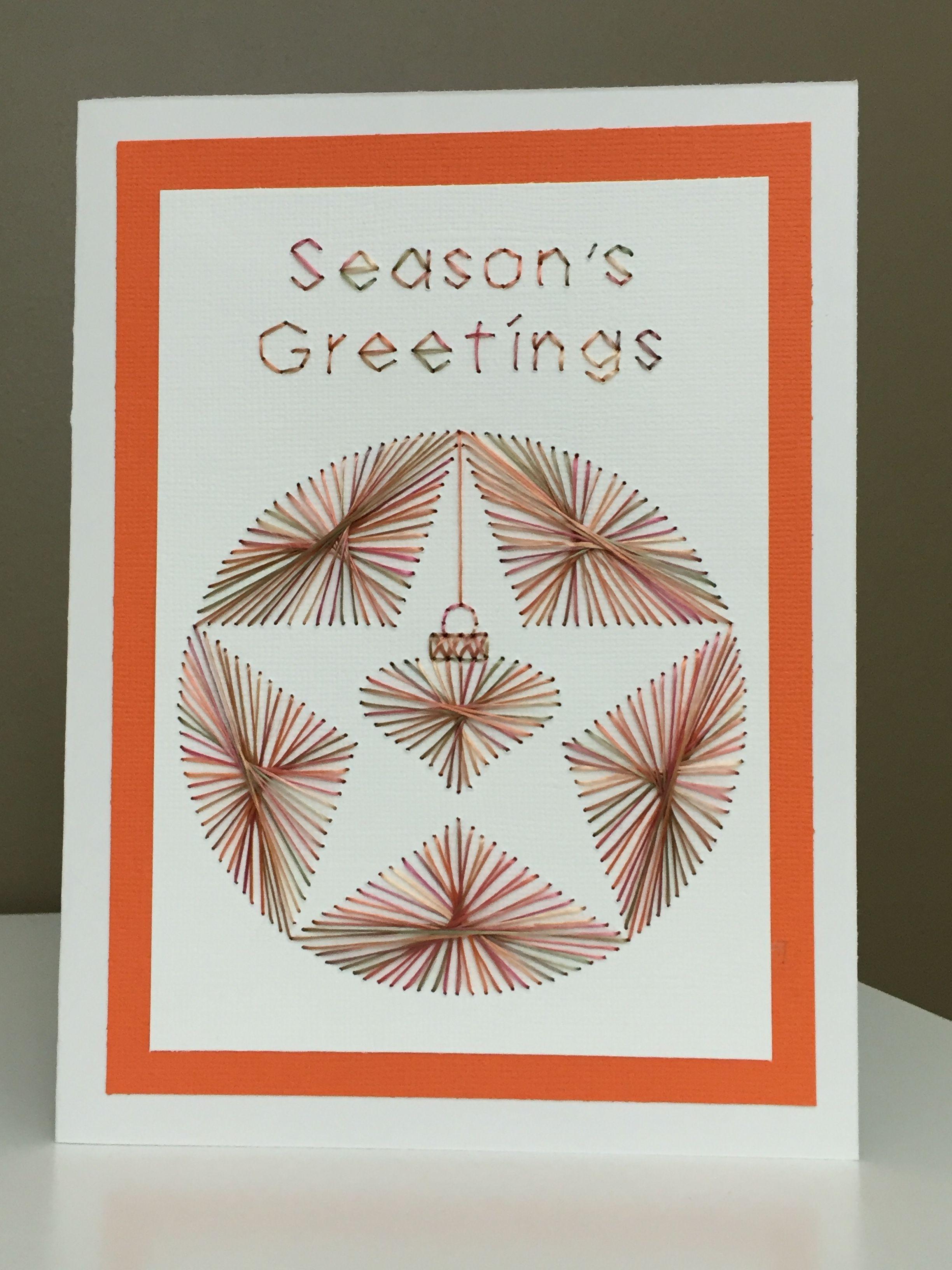 Design Christmas 23 Seasons Greetings Star Designer