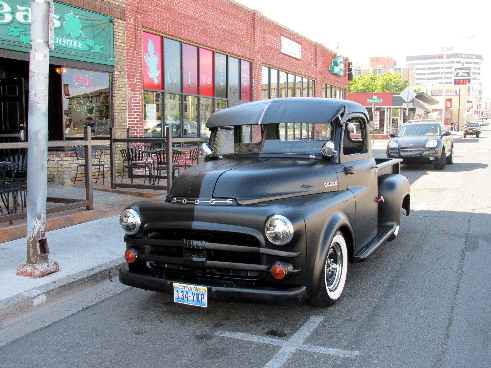 Seattle s classics 1952 dodge pickup