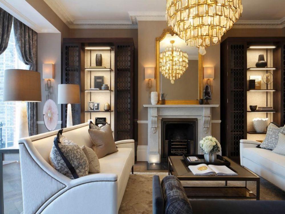 Queen Anne S Gate Rachel Winham London Living Room Simple Living Room Decor Home Library Design Queen anne living room ideas