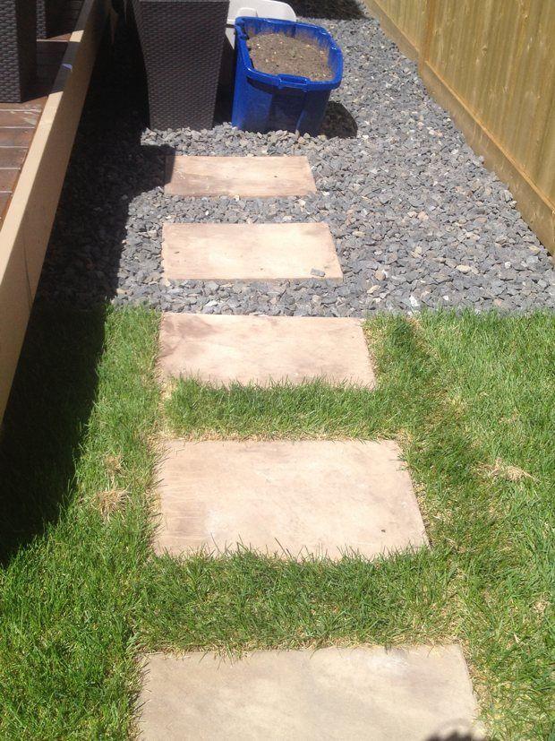 stone walkway stepping stone walkways stone walkway on extraordinary garden stone pathway ideas to copy id=98112