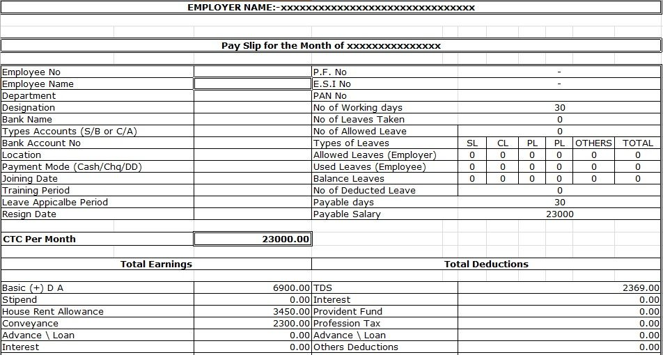 Employee Salary Sheet In Excel Free Download Schedule Template Budget Template Free Budget Template