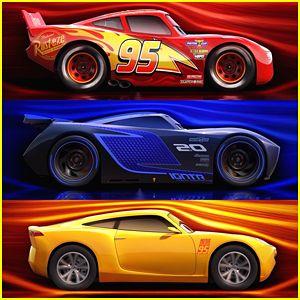 Image Result For Cars 3 Jackson Storm Carros De Peliculas