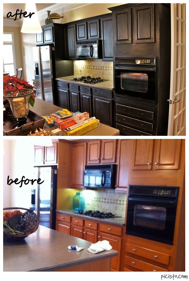 Painted Cabinets Nashville Tn Before And After Photos Kitchen