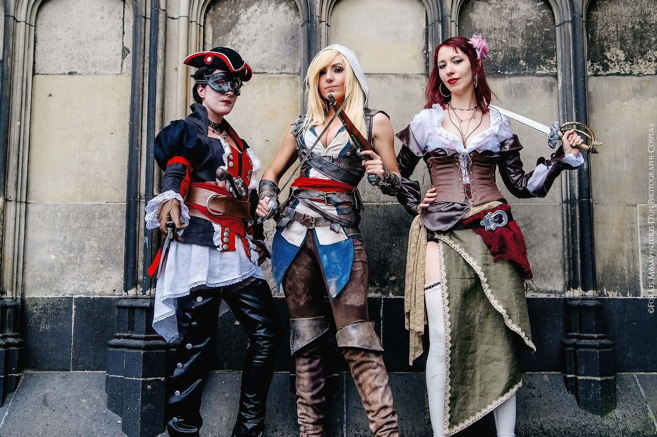 Assassins Creed Cosplay Anne Bonny Cosplays And Costume