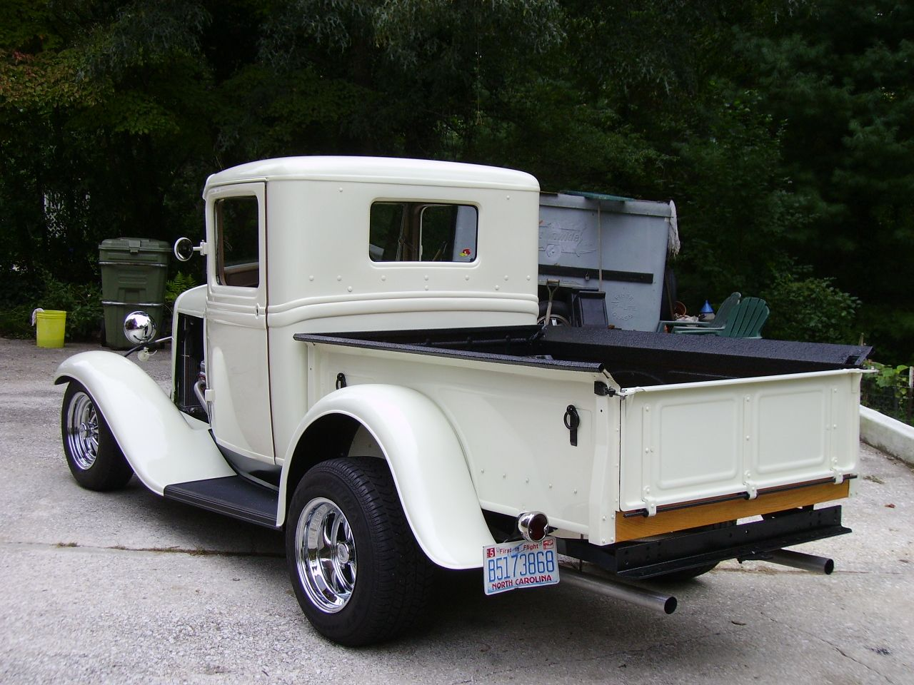 1924 Ford Pickup, need a antique truck.... All me