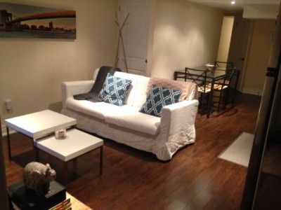 1 Bedroom Basement Apartment For Rent Available July 1st Basement For Rent One Bedroom Apartment Basement Apartment For Rent