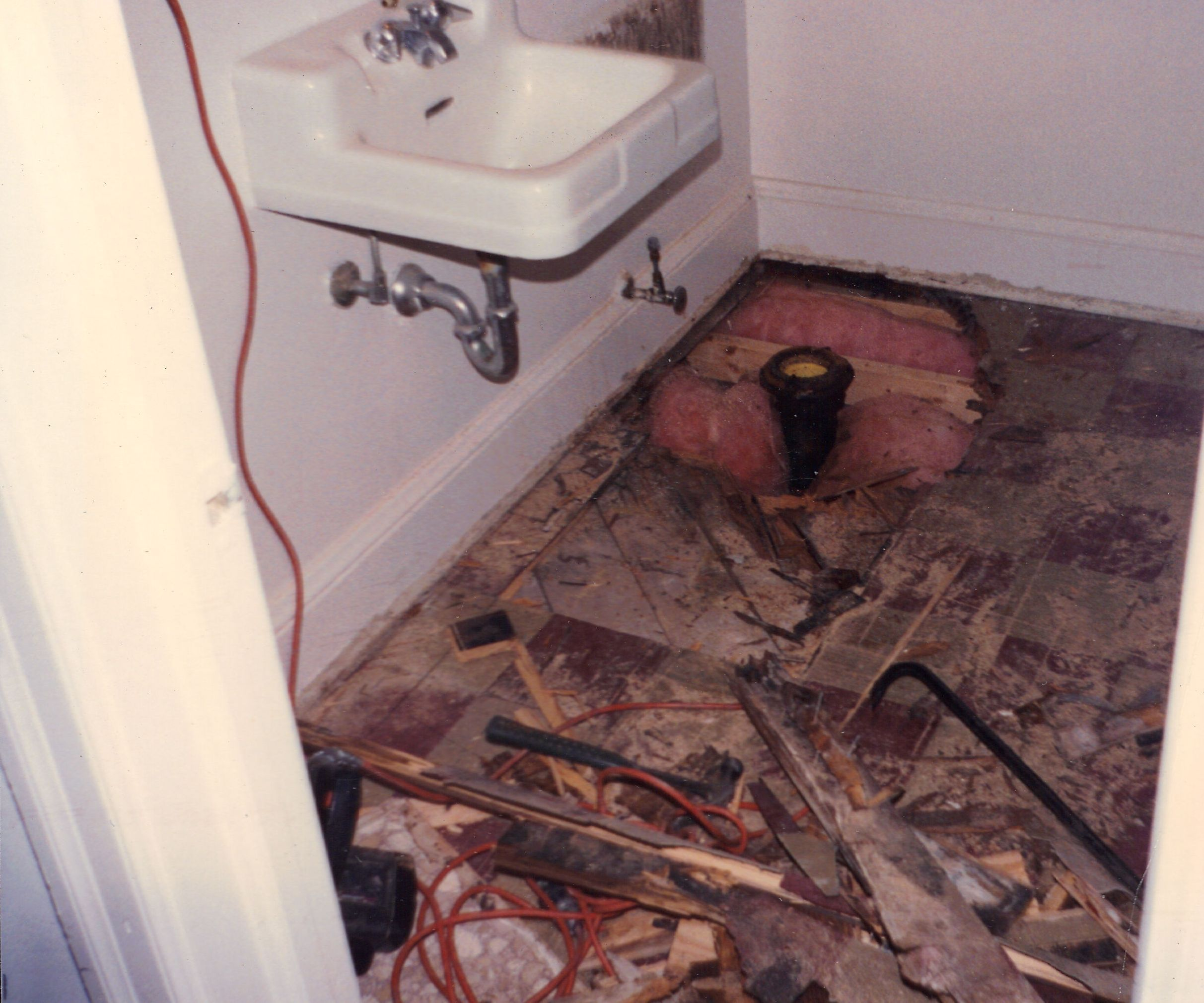 Rotten Bathroom Floor   Google Search. House Repair