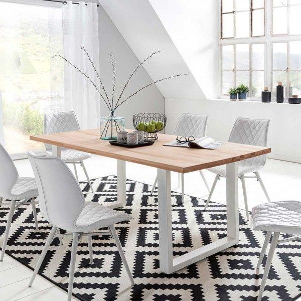 Esstisch Harivus Küche tisch, Esstisch holz weiß, Esstisch