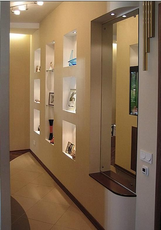 картинка для ниши в коридоре устраивайте