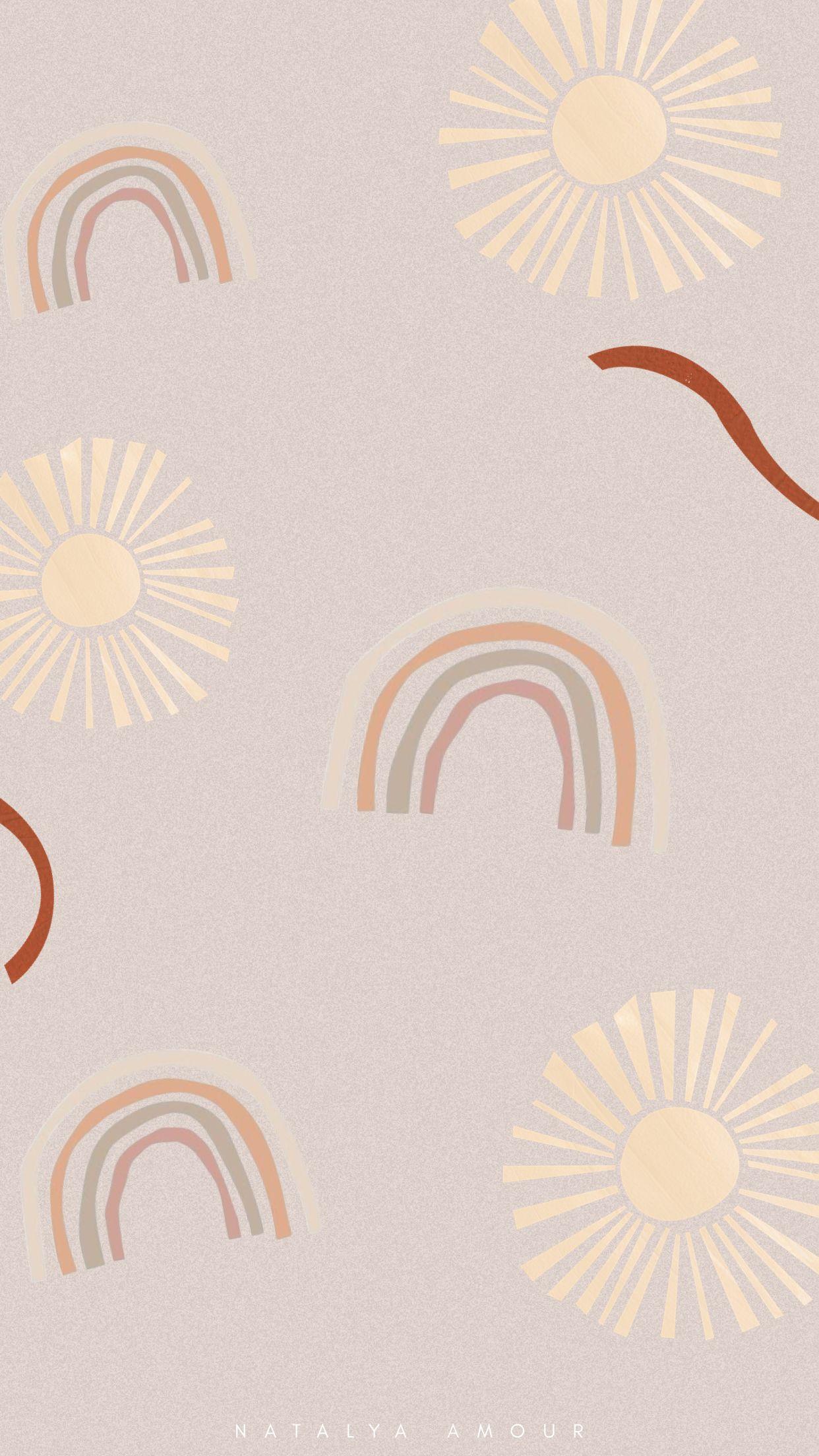 January Wallpaper Freebies Pastel Iphone Wallpaper Boho Wallpaper Aesthetic Iphone Wallpaper
