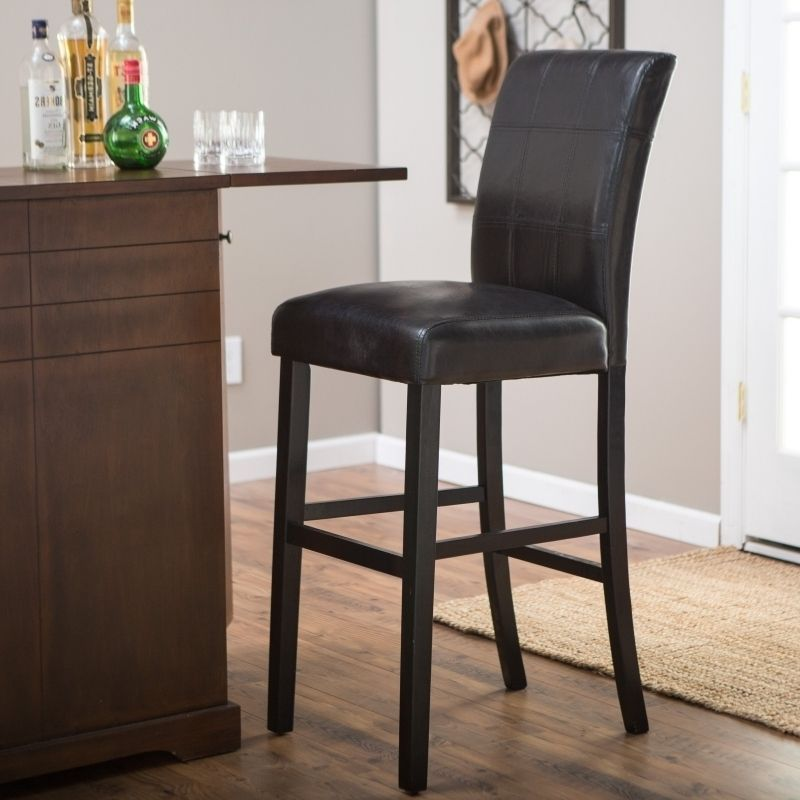 Franklin Low Back 24 Counter Stool Threshold Gray 24