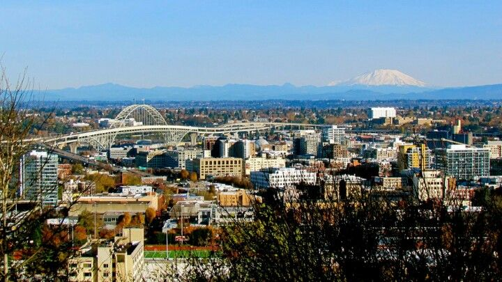 My home Portland Oregon