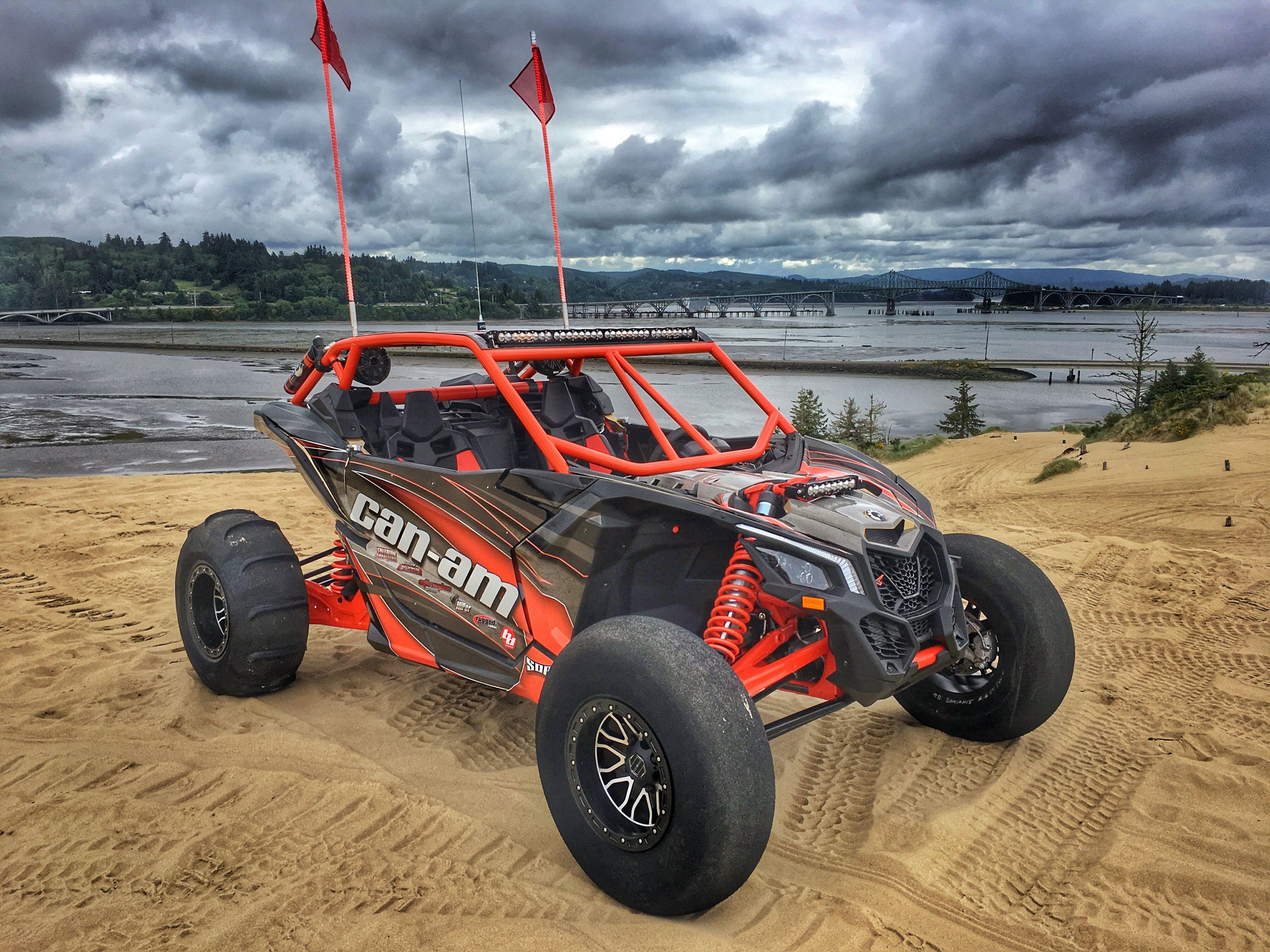Baja Designs S8 Light Bar Can Am Maverick X3 40 Kit Can Am Rock Crawler Dream Cars