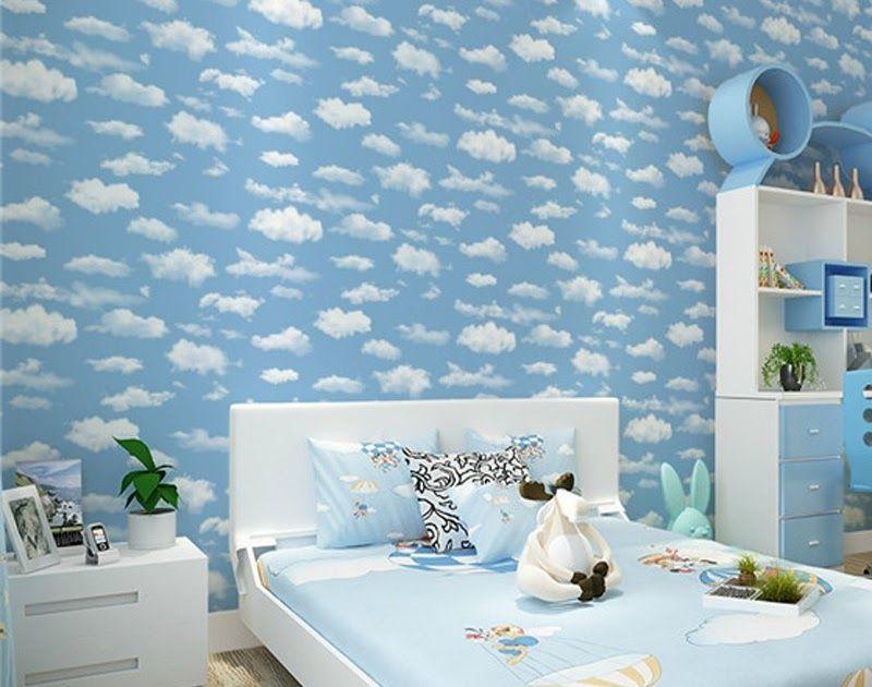 fantastis 26 wallpaper dinding kamar tidur minimalis 5 on wall stickers stiker kamar tidur remaja id=73194