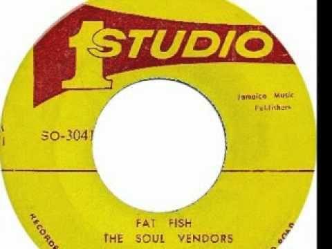 Fat Fish - The Soul Vendors - Studio 1 - 1967