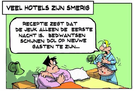 Smerige hotels