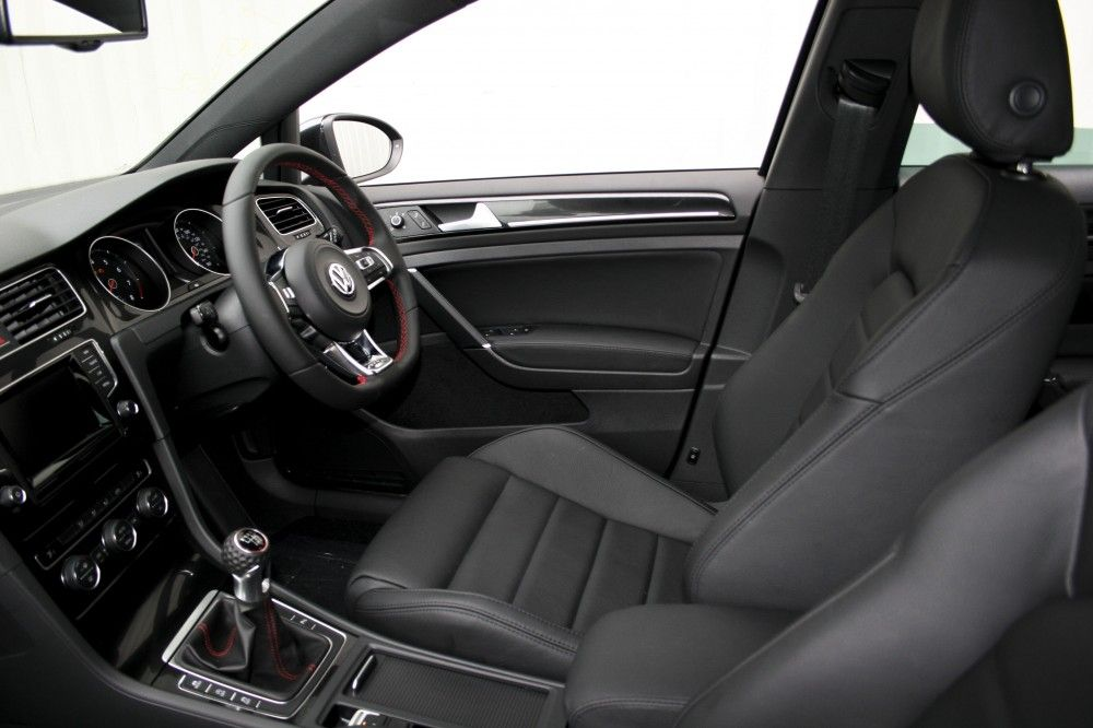 Vw Golf Mk7 5 Door Gti Black 006