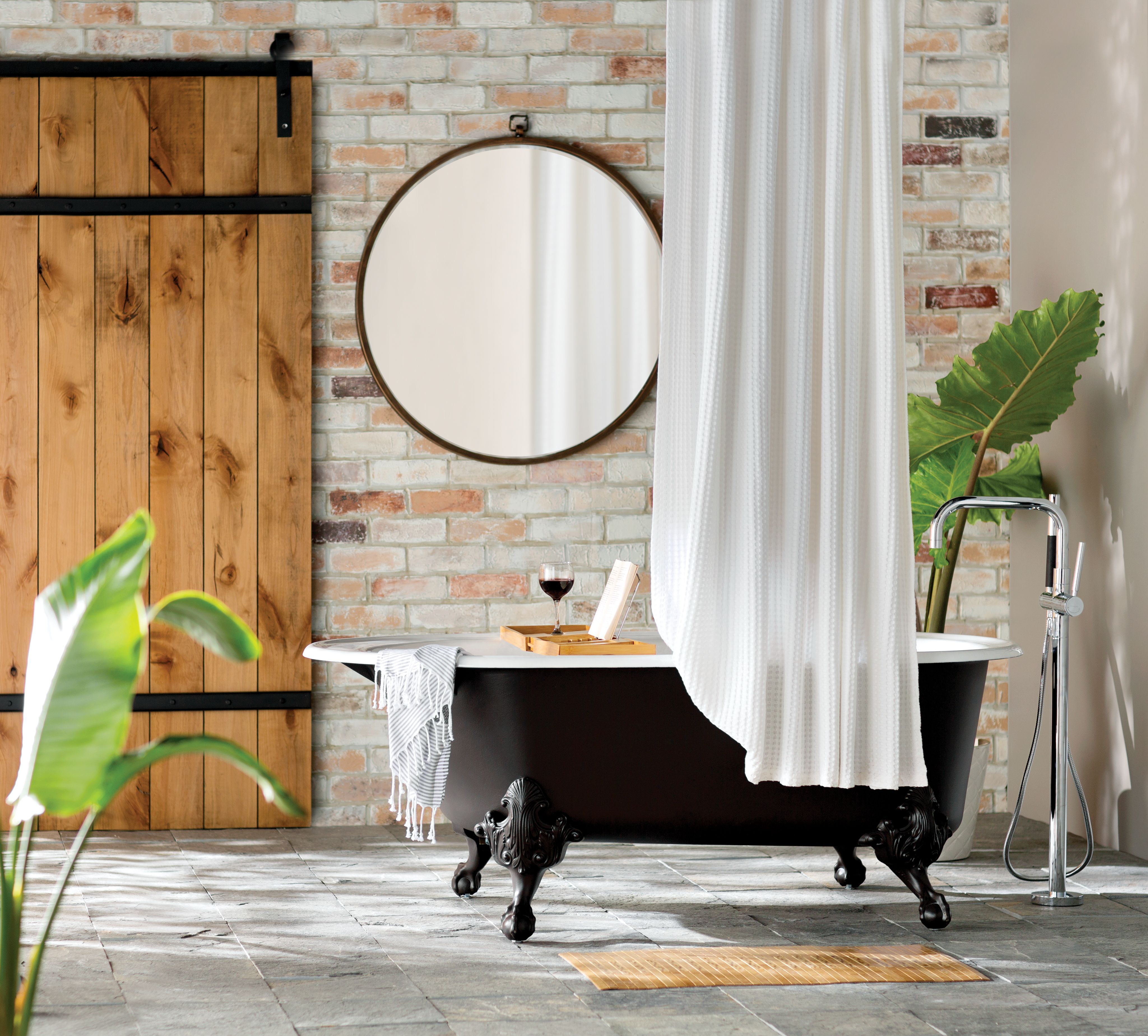 8 Bathroom Mirror Ideas You Might Not Have Thought Of | Industrial ...