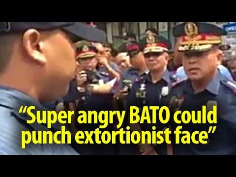 Very angry Bato screams at policemen who abducted Koreans. ~Share - WATCH VIDEO HERE -> http://dutertenewstoday.com/very-angry-bato-screams-at-policemen-who-abducted-koreans-share/   Very angry Bato screams at policemen who abducted Koreans. ~Share News video courtesy of The Storyteller YouTube channel  Disclaimer: The views and opinions expressed in this video are those of the YouTube Channel owners and do not necessarily reflect the opinion or position of the site...