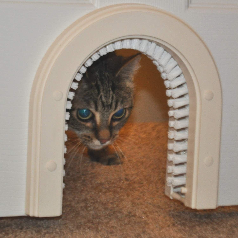 Cat Door Indoor Access Cat Door Is Perfect For Concealing