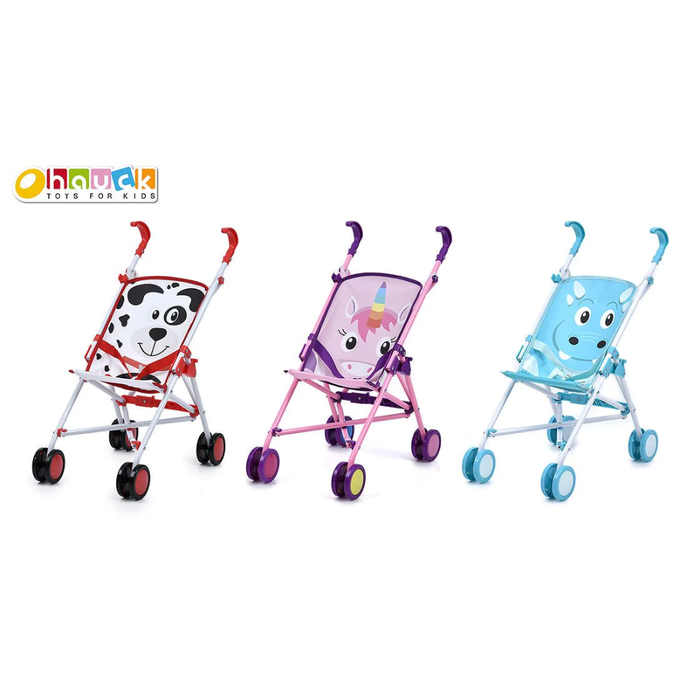 Doll Umbrella Stroller Animal Design Assorted Target