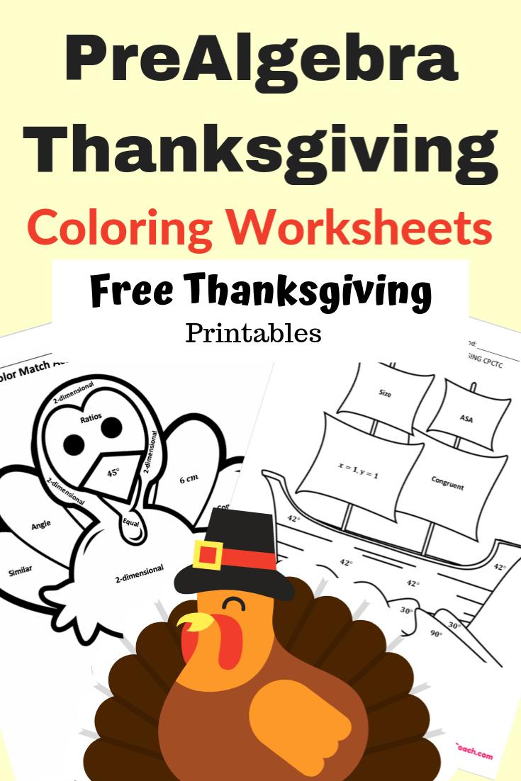 Free Thanksgiving Printables Thanksgiving Color Worksheets Thanksgivin Thanksgiving Math Activities Thanksgiving Math Worksheets Thanksgiving Math Coloring [ 1102 x 735 Pixel ]