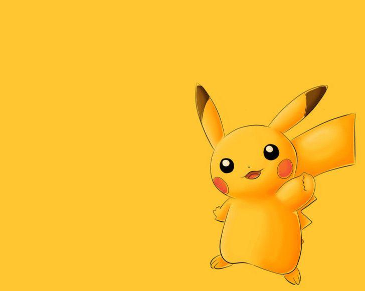 Pikachu Wallpaper Cute Celwall Pikachu Wallpaper Pikachu Art Cute Cartoon Wallpapers