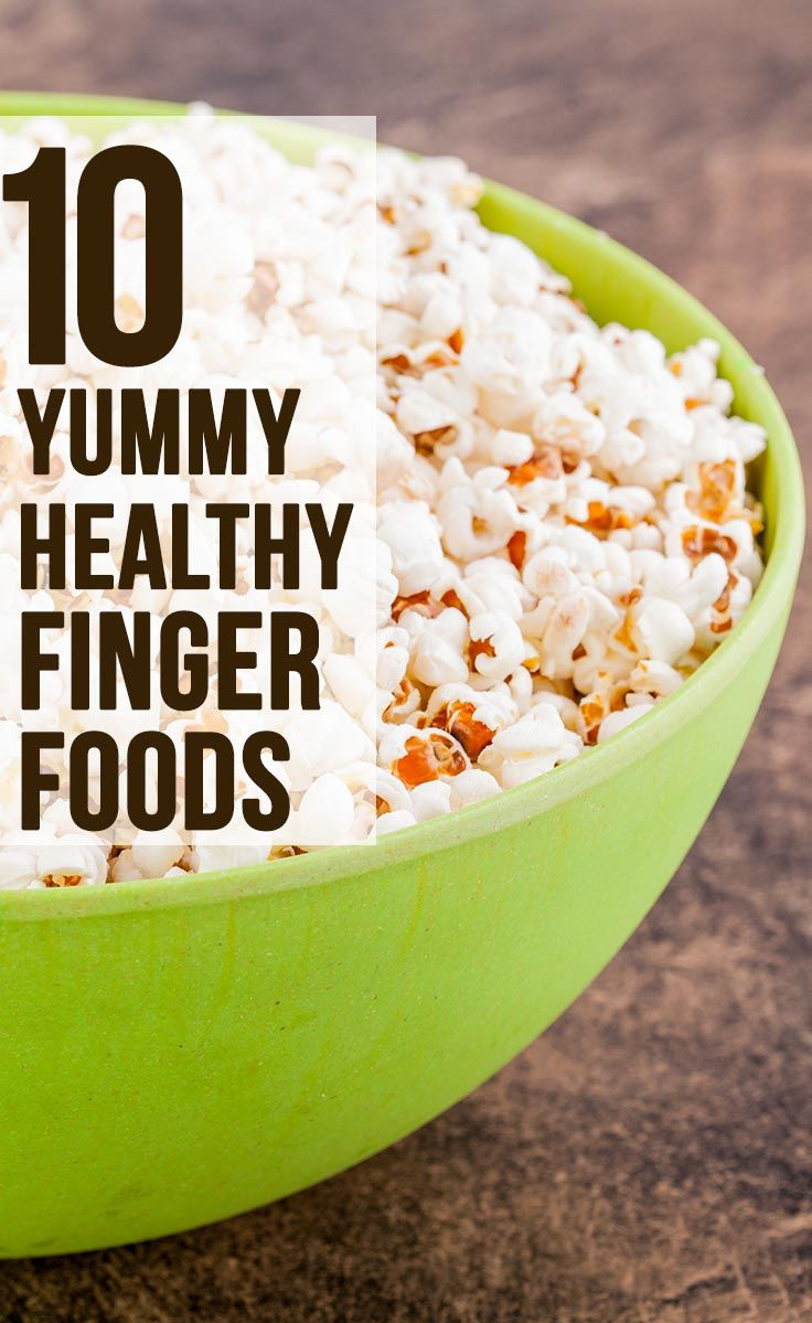 Want to make some healthy finger foods as a fun appetizer or for a holiday party? Then here are top yummy ideas of finger foods you can try.