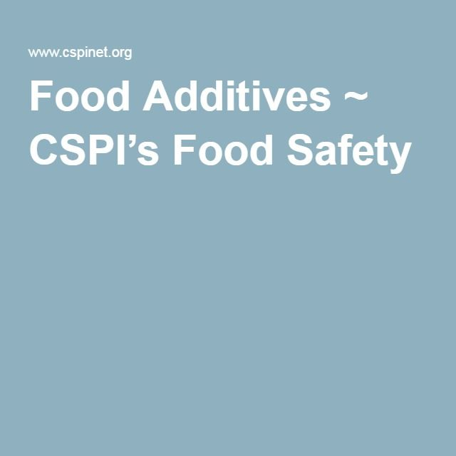 food additives cspi s food safety bad foods pinterest food safety meat substitutes and quorn