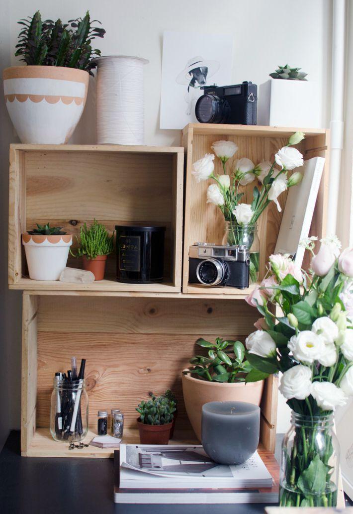 Cajas para ordenar y decorar | Deco con Sailo - blog de decoración