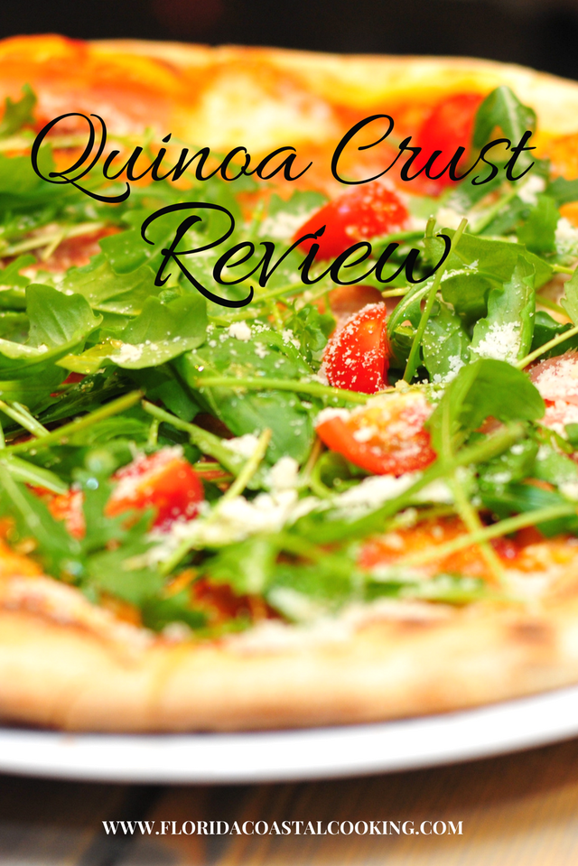 Written by intern extraordinaire, Olivia Genito Can you really make pizza crust from quinoa? You may or may not have seen the quinoa pizza crust recipe on the internet. It's essentially a gluten