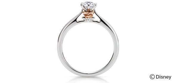 Belle engagement ring This would be a close second everything