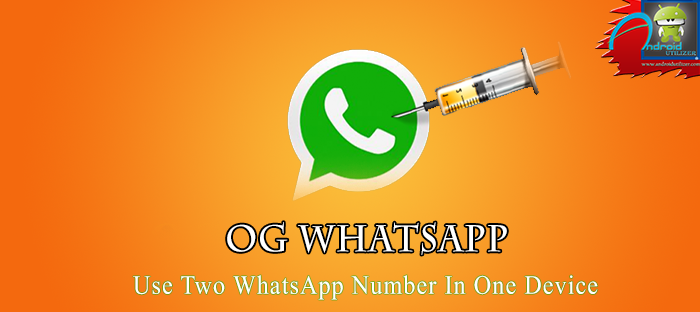OGWHATSAPP Donate APK Free Download: OGWhatsApp is a modded