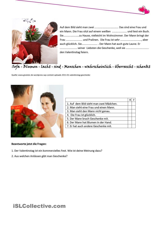Valentinstag Liebe Bildbeschreibung Bildbeschreibung Liebe
