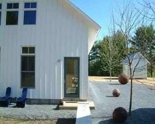 Eggmountain Cottage Exterior Modern Farmhouse Contemporary Farmhouse