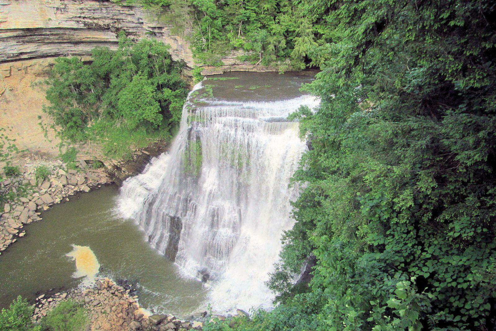 Burgess Falls, Sparta, TN   Tennessee waterfalls, Burgess ... on Sparta Outdoor Living id=89046