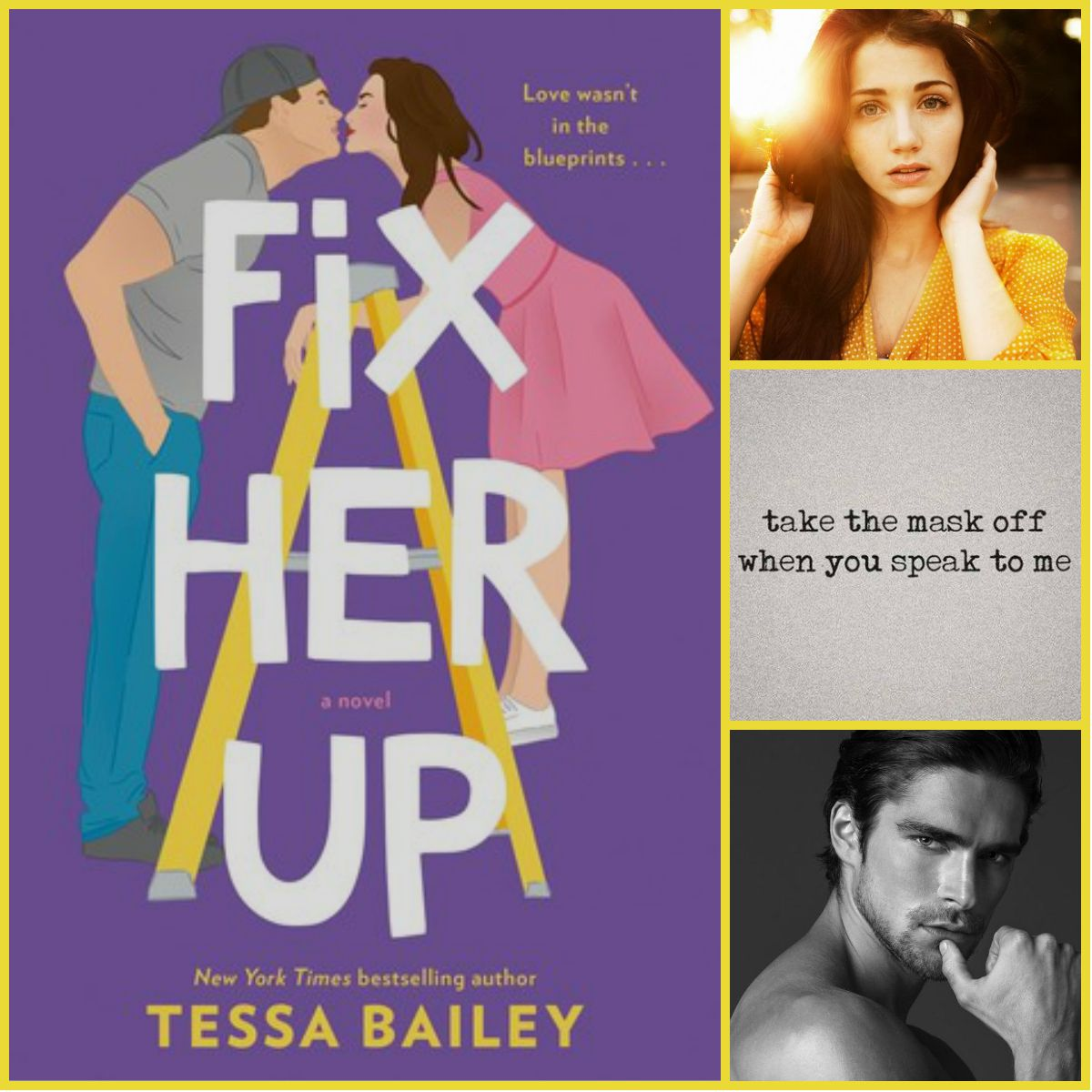 Fix her up by tessa bailey bestselling author book